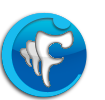Logo, Dr. Christian Fournier, Clinique Orthodontie